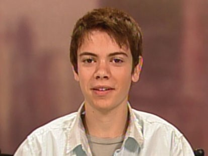 "VIDEO: Child actor Alexander Gould talks about growing up on the set of ""Weeds."""