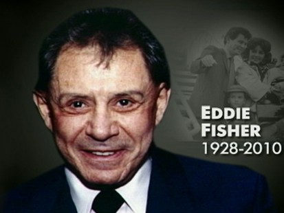 eddie fisher youtube