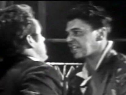 VIDEO: A clip of Hollywood history shows Ronald Reagan acting with James Dean.
