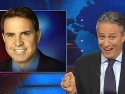 VIDEO: Daily Show host Jon Stewart responds to Rick Sanchezs comments about him.