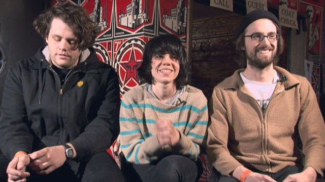 VIDEO: Screaming Females Interview