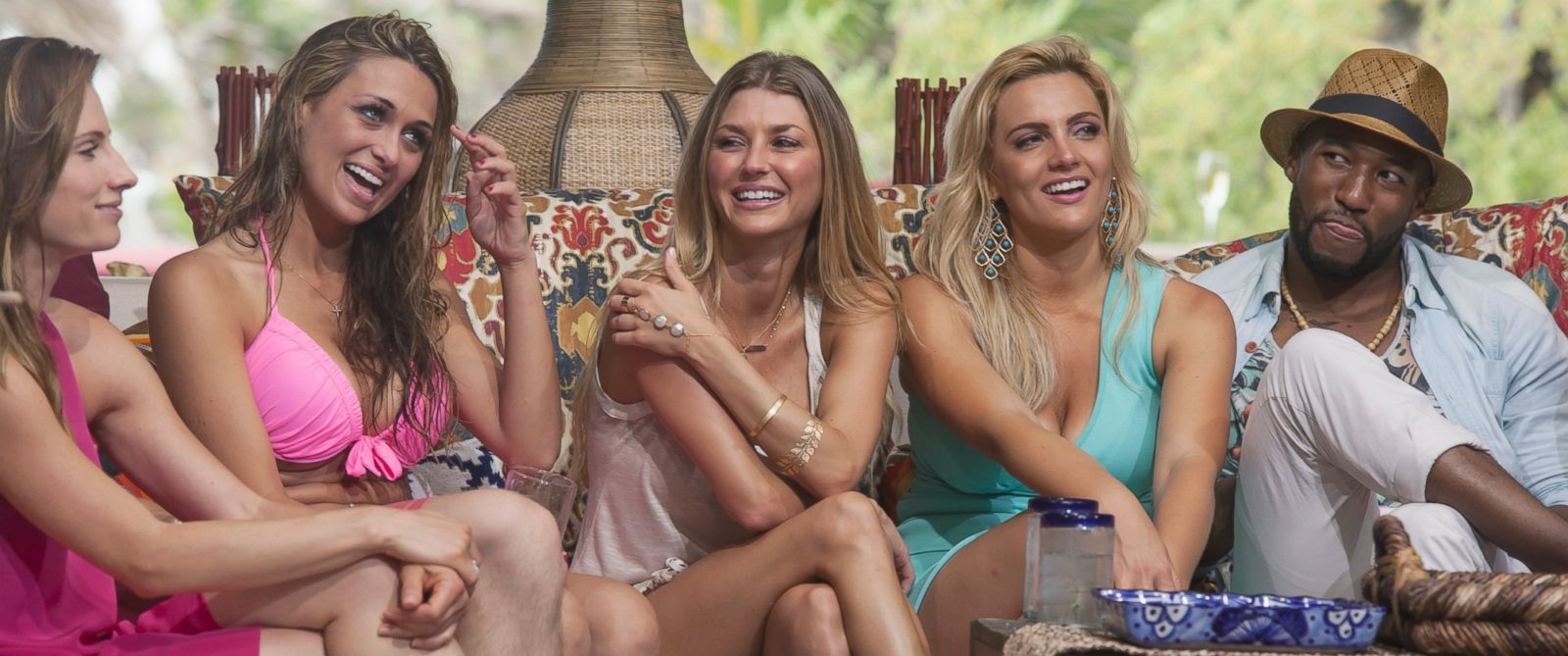 "PHOTO: This summer, 25 of ""The Bachelors"" biggest stars and most controversial contestants are back looking for a second chance at love on ""Bachelor in Paradise."""