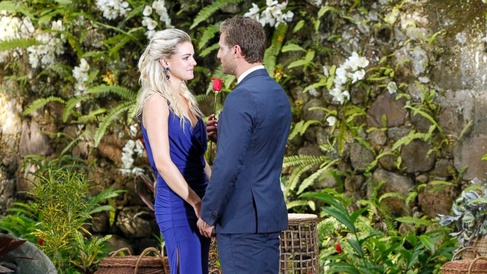 "PHOTO: Juan Pablo on ""The Bachelor"" with Nikki Ferrell on the season finale of the show, which aired on Mar"