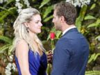 PHOTO: Juan Pablo on The Bachelor with Nikki Ferrell on the season finale of the show, which aired on March 10, 2014.