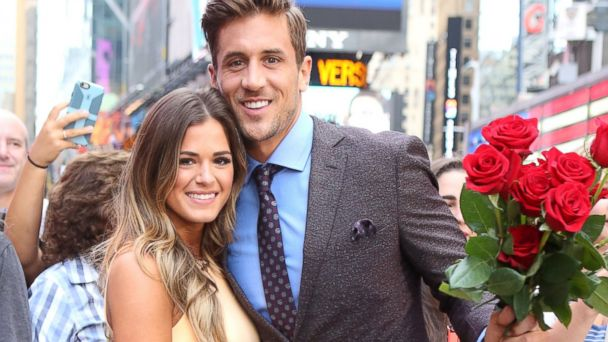 PHOTO: Jojo Fletcher and Jordan Rodgers of