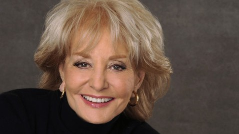 abc barbara walters 130512 wblog Barbara Walters Announces 2014 Retirement