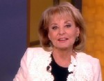 "PHOTO: Barbara Walters appears on ""The View,"" May 13, 2013."