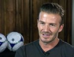 "PHOTO: David Beckham talked with ""Nightline"" about his role in the Olympics opening ceremony."