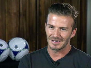 Beckham 'Surprised' With Olympics Role
