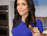 PHOTO: Bethenny Frankels homemade almond berry granola is shown here.