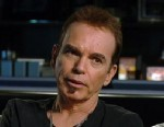 "PHOTO: Actor Billy Bob Thornton talked to ""Nightline"" about his marriage with Angelina Jolie and his new book, ""The Billy Bob Tapes: Cave Full of Ghosts""."