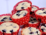 PHOTO: The CarbLovers blueberry muffins are shown here.