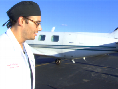 VIDEO: Boston Med: Double Lung Transplant