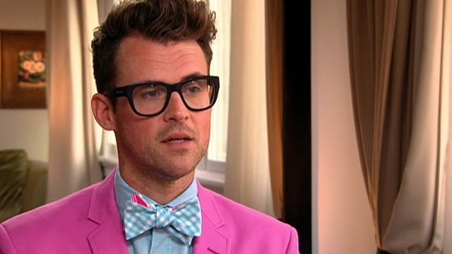 PHOTO: Celebrity stylist Brad Goreski sat down with