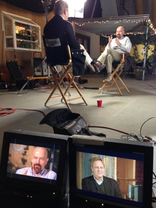 Behind the scenes: 'Breaking Bad'