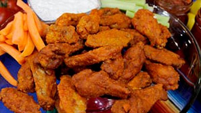 PHOTO: Buffalo-style Chicken Wings
