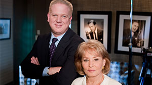 Photo: Glenn Beck Dishes on Palin, Obama, the Economy: Barbara Walters Interviews Fox Host in 10 Most Fascinating People of 2009 Special