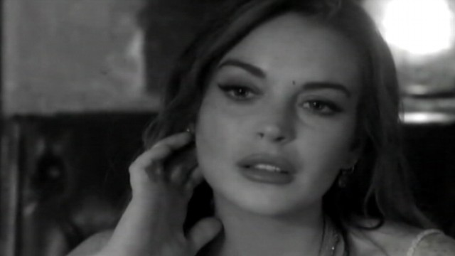 VIDEO: Lindsay Lohan stars in Paul Schraders film about the sexual obsession of 20-somethings.