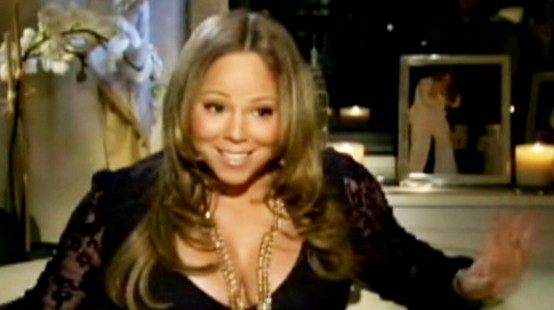 Video: Mariah Carey confirms she is pregnant.
