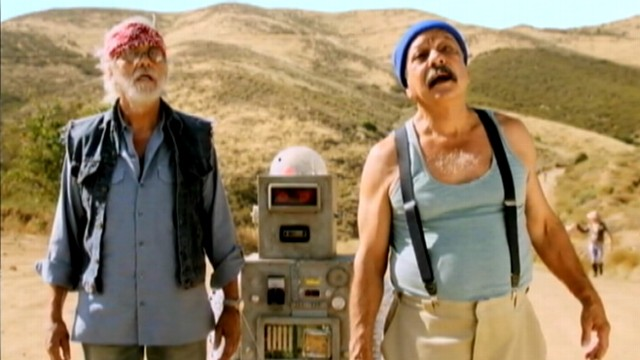 VIDEO: Cheech and Chong are featured in short film for Fiber One brownies.
