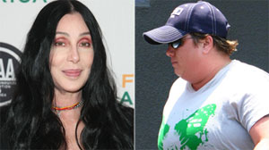 """""""chaz"""" bono spotted for first time since announcement"""