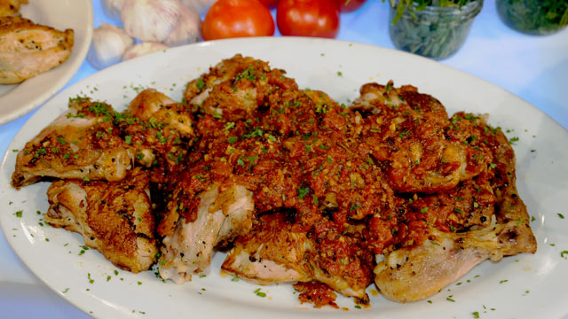 PHOTO: Jacques Pepin's Chicken in Vinegar