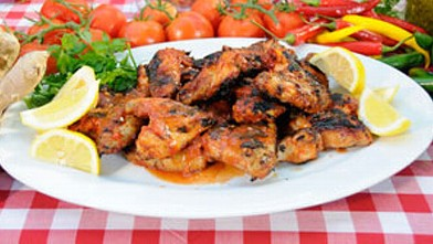 PHOTO: GMA chicken wings