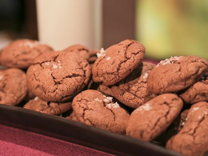 PHOTO: Michael Symons chocolate chocolate chip cookies are shown here.