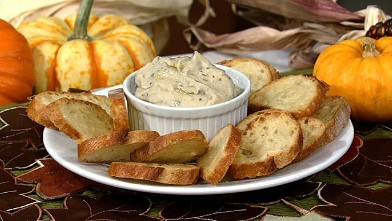 PHOTO: Clinton Kelly's bean dip
