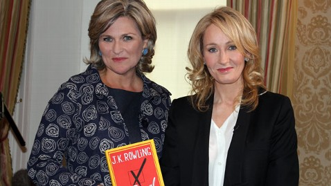 abc cynthia mcfadden jk rowling jef 120924 wblog Nightline Daily Line, Sept. 26: JK Rowling Exclusive