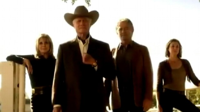 VIDEO: The Ewing family returns to TV beginning summer 2012 on TNT.