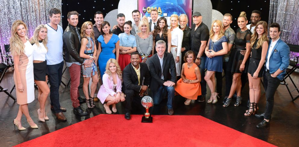 PHOTO: Season 19 of ABCs Dancing With the Stars is back on Sept. 15 and the thirteen celebrity contenders are ready to strut their stuff in the ballroom.