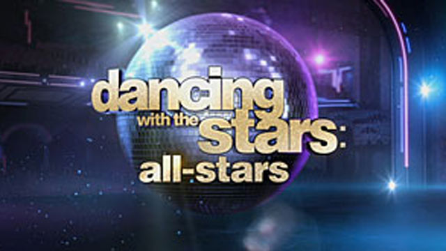 PHOTO: Dancing With The Stars All Stars Logo is seen here.