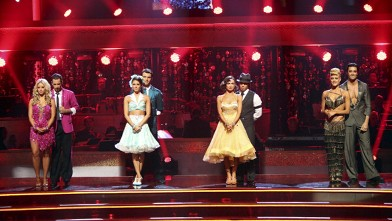 PHOTO: The Dancing with the Stars: All-Stars cast, Oct. 2, 2012.