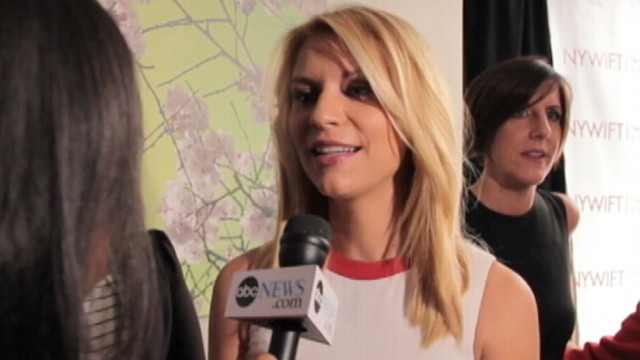 "VIDEO: Claire Danes on how she relates to her ""Homeland"" character."