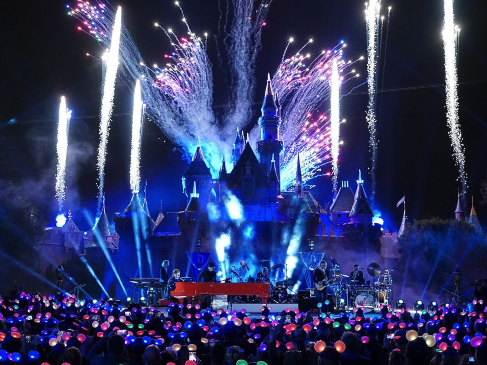 PHOTO: One of the most successful solo artists of all time, Sir Elton John will perform two songs on The Wonderful World of Disney: Disneyland 60, airing Feb. 21, 2016 at 8:00 p.m. on the ABC Television Network.