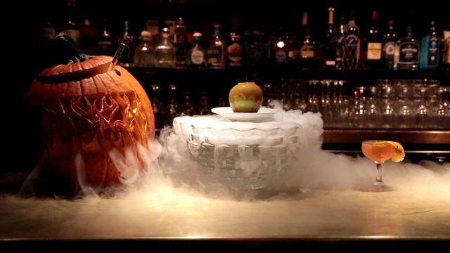 VIDEO: Cocktail Tricks and Treats
