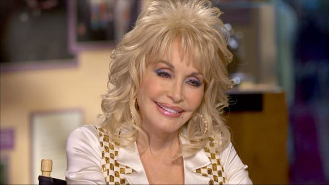 "PHOTO: In an exclusive interview with ""Nightline,"" country music legend Dolly Parton talked about building an entertainment empire estimated at half a billion dollars."