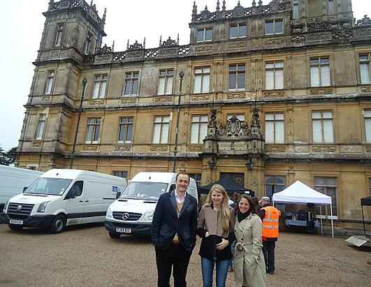 Downton Abbey Behind the Scenes