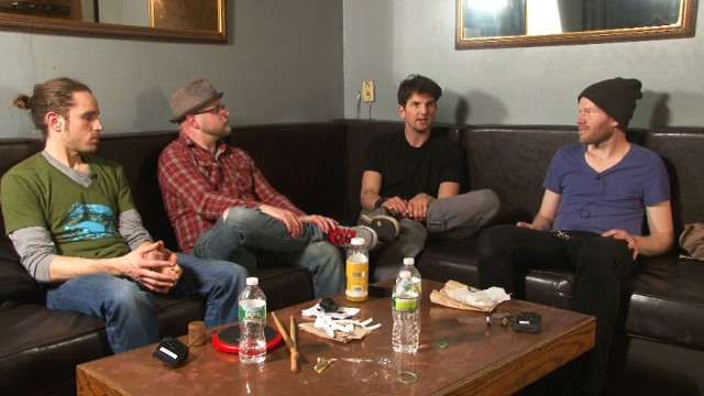 VIDEO: Cloud Cult Interview 2013