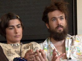 Video: Edward Sharpe and the Magnetic Zeros Interview