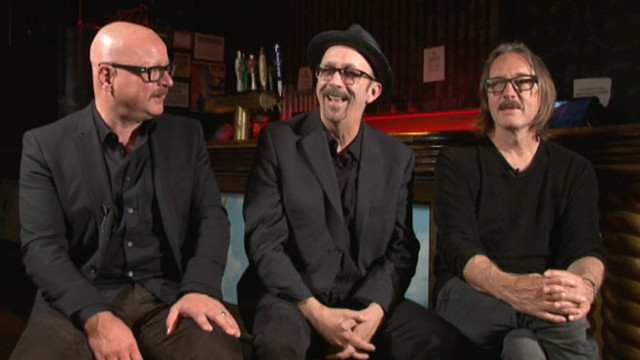 VIDEO: Garbage Band Interview 2012