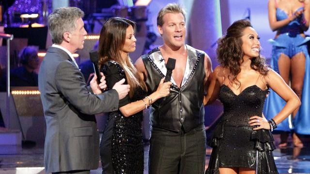 Chris Jericho Voted Off 'Dancing'