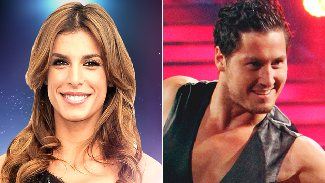 PHOTO: Elisabetta Canalis and Val Chmerkovskiy