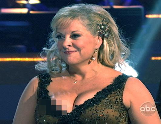 Nancy Grace's Dancing Flash