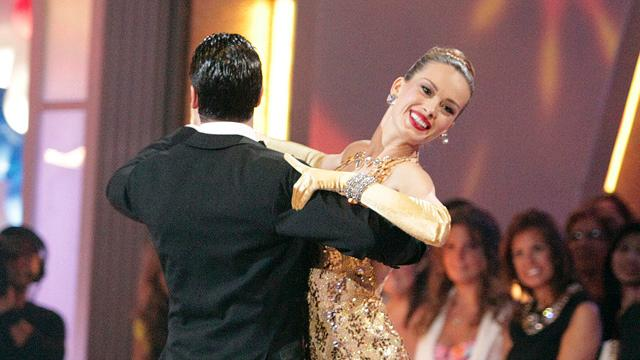 Petra Nemcova Voted Off Dancing