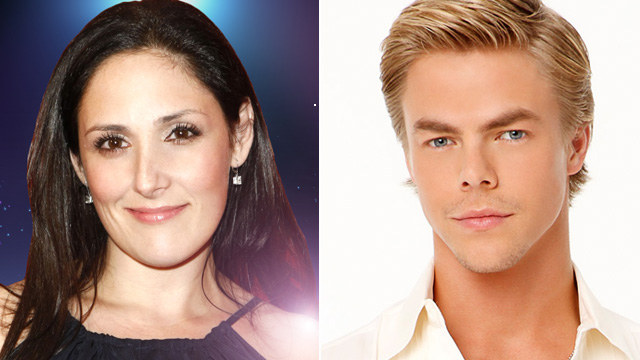 PHOTO: Ricki Lake, Derek Hough