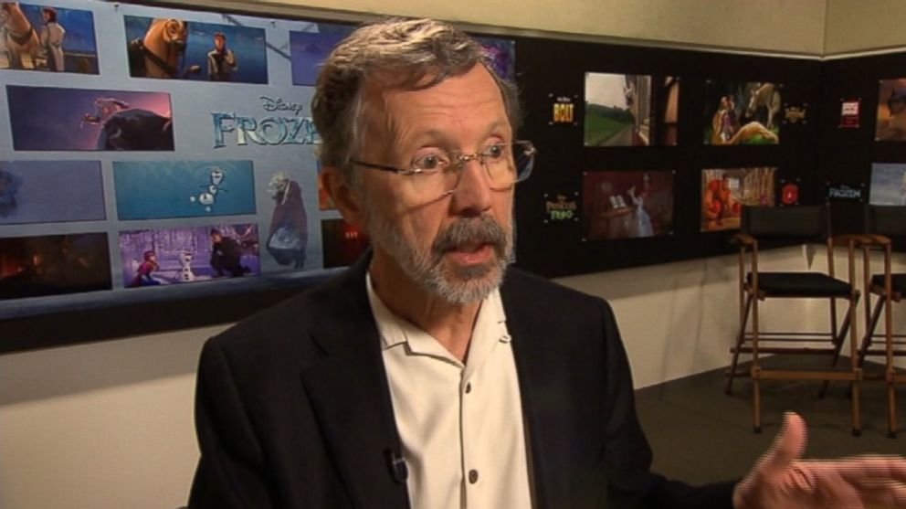 "PHOTO: Ed Catmull is the president of both Walt Disney Animation Studios and Pixar Animation Studios. His new book is titled, ""Creativity, Inc."""