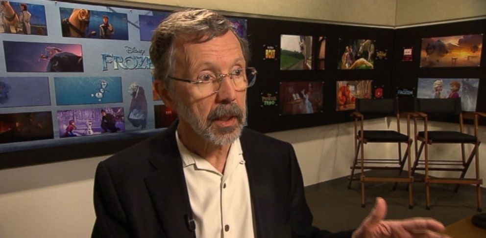 PHOTO: Ed Catmull is the president of both Walt Disney Animation Studios and Pixar Animation Studios. His new book is titled, Creativity, Inc.
