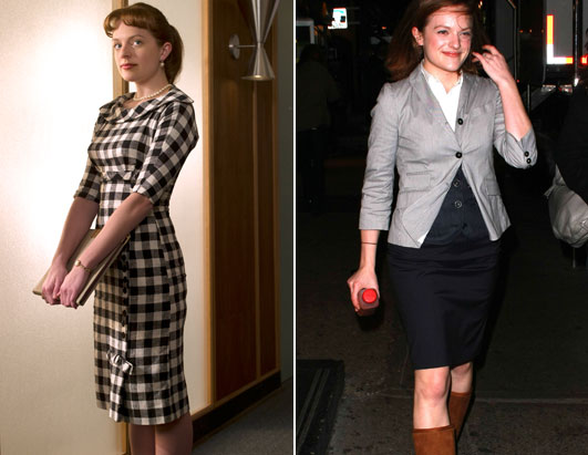 Mad Men Fashion Elizabeth Moss